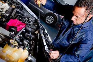 Ремонт и техническое обслуживание автомобилей в Подольске